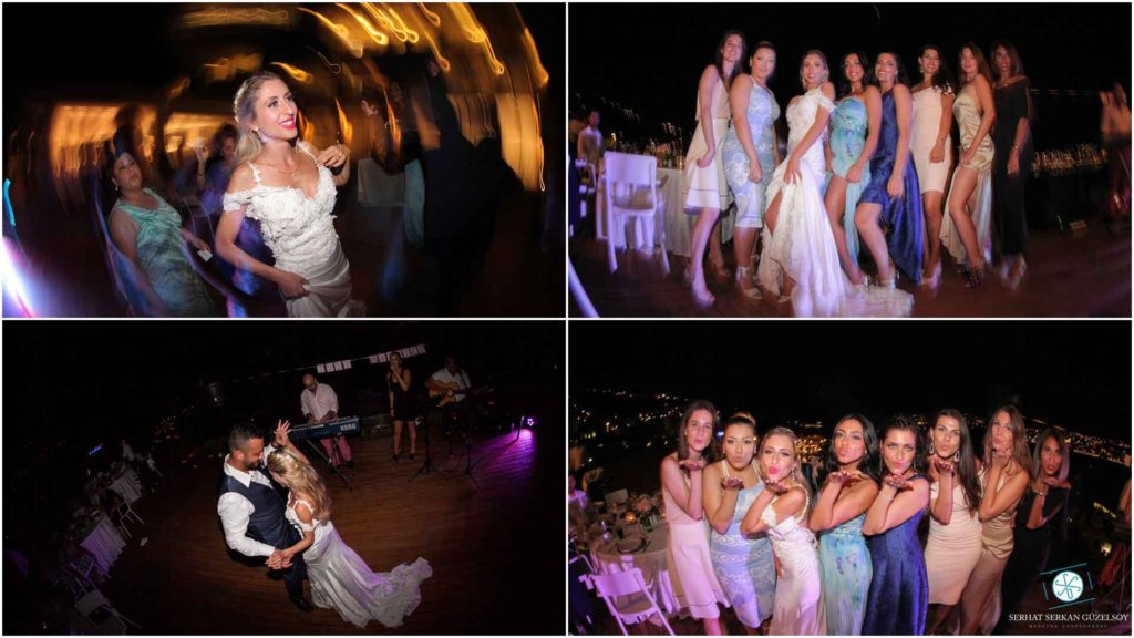 wedding day bodrum