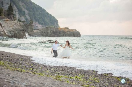 Zonguldak trash the dress gelin damat